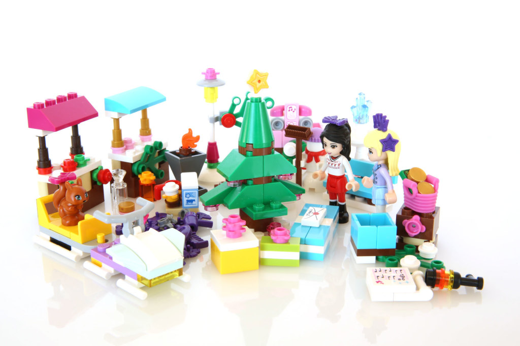 New! Lego Friends Advent Calendar – Frugal Edmonton Mama