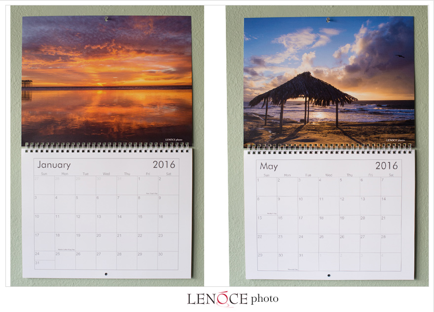 San Diego 2016 Calendar » La Jolla Wedding & Portrait Photographer