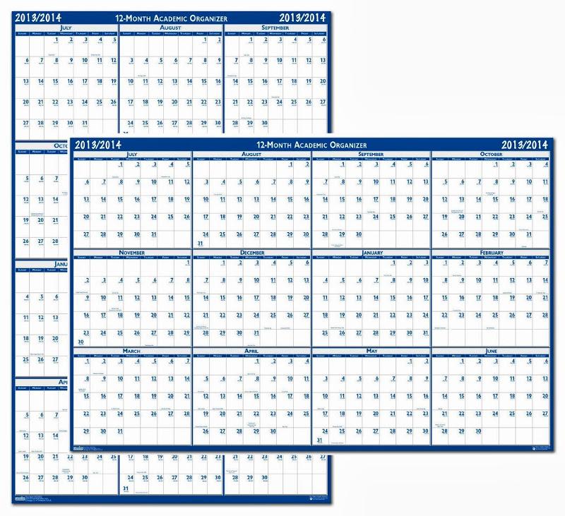 The Calendar Spot