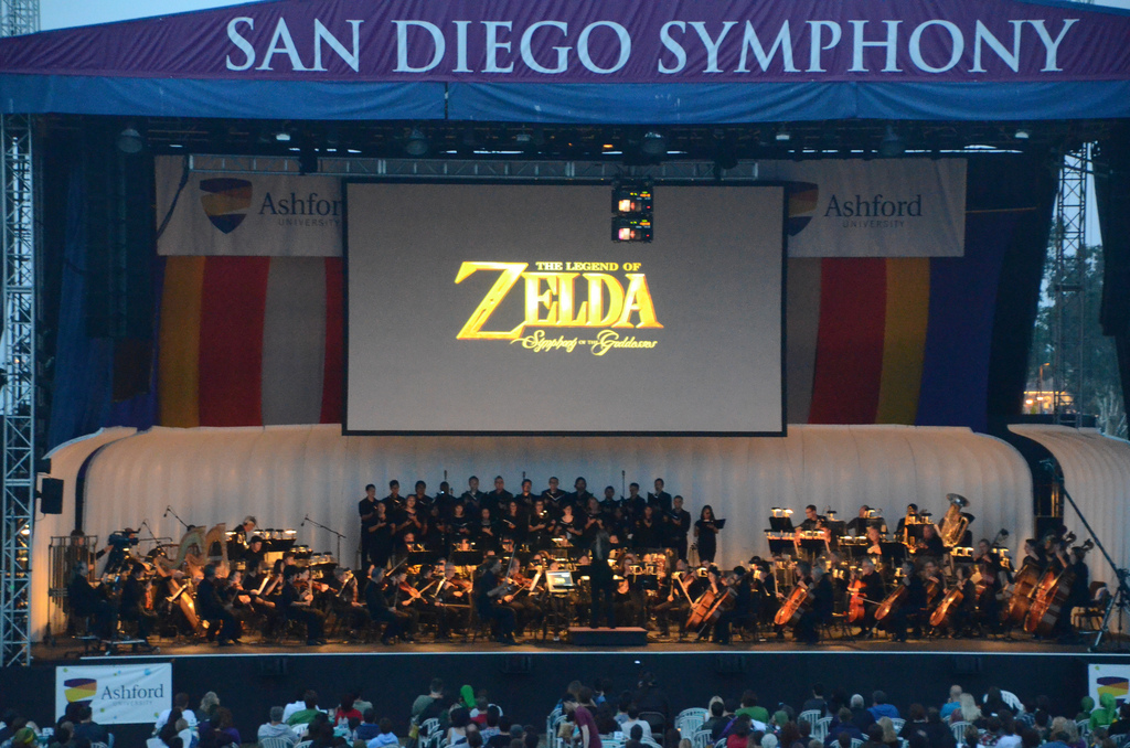 The San Diego Symphony Announces Comic