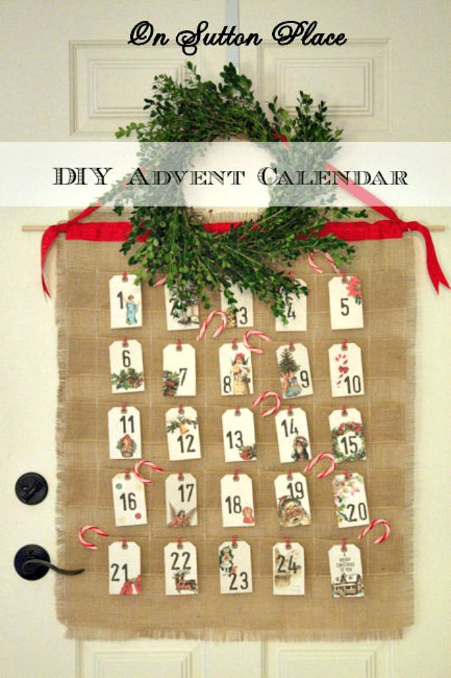 11 Best Advent Calendars To Make – Tip Junkie