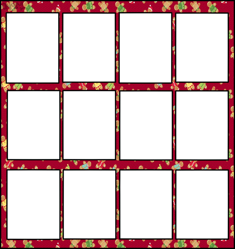 12 Days Of Christmas Template By Lilacalosa On Deviantart