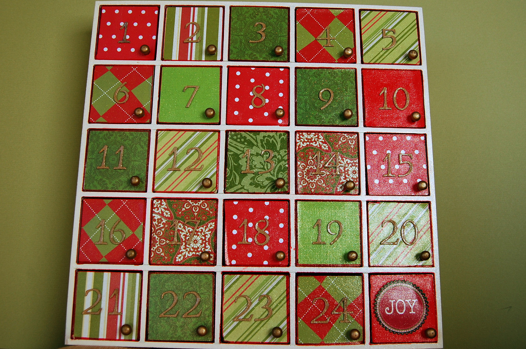 25+ Christmas Advent Calendars