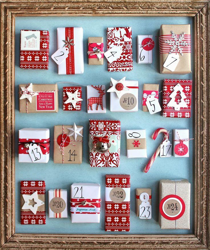 37 Christmas Advent Calendar Ideas