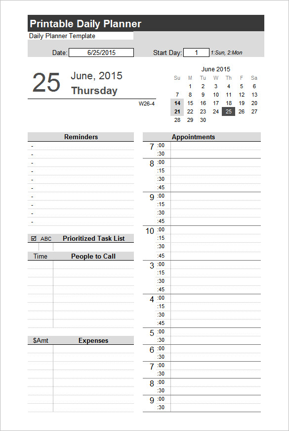 38+ Microsoft Calendar Templates – Free Word, Excel Documents