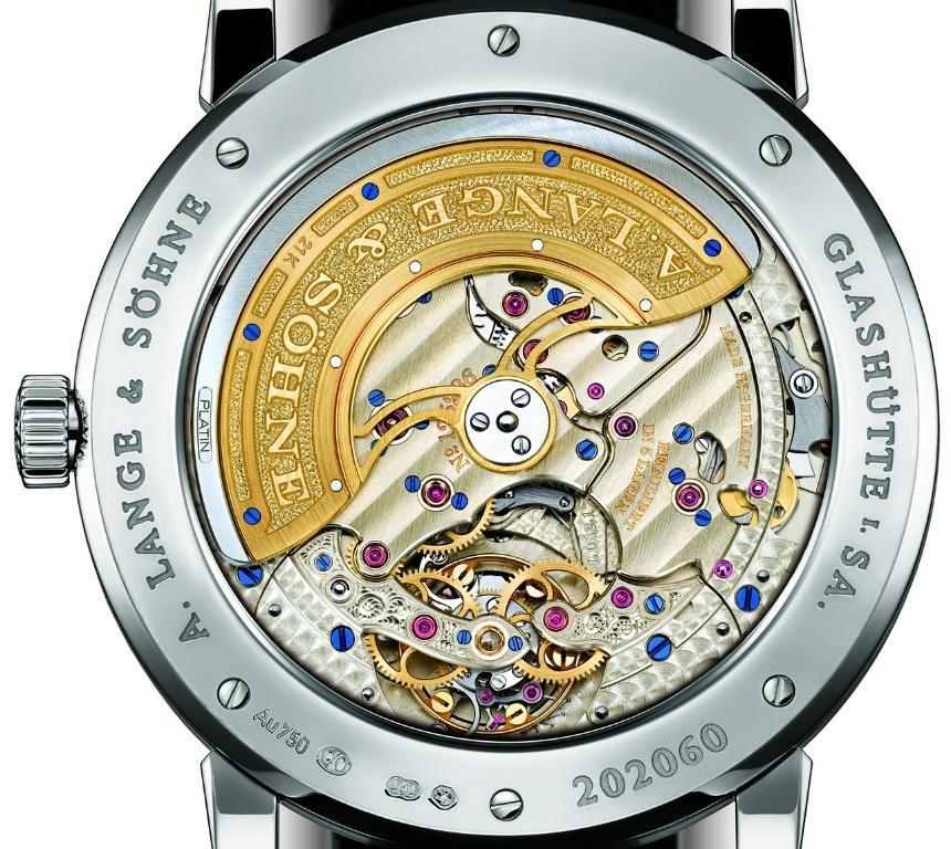 A Lange & Söhne Lange 1 Tourbillon Perpetual Calendar Watch