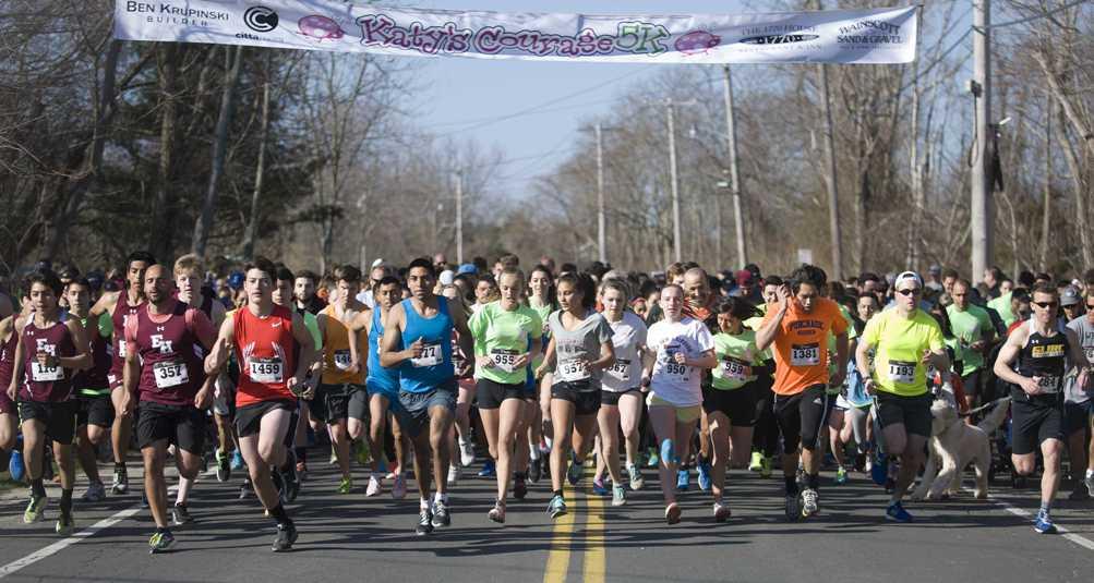 April Calendar Of Running Race On Long Island, Ny