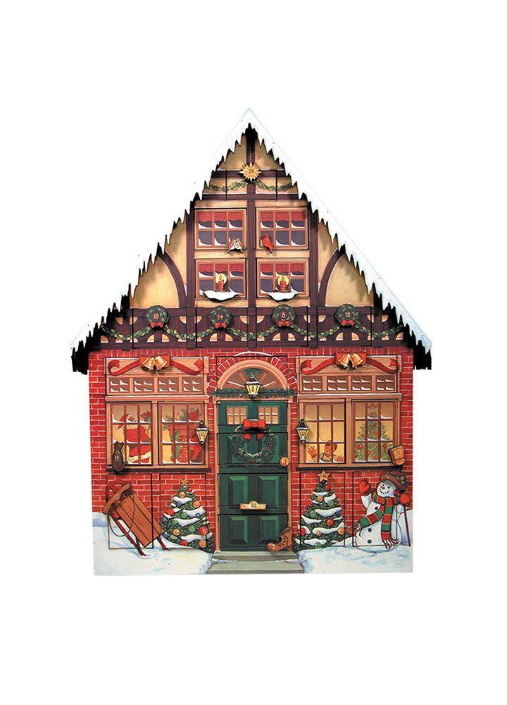 Authentic Byers Choice Advent Calendar Accessory Christmas House
