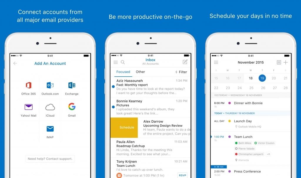 Best Outlook Calendar App For Iphone