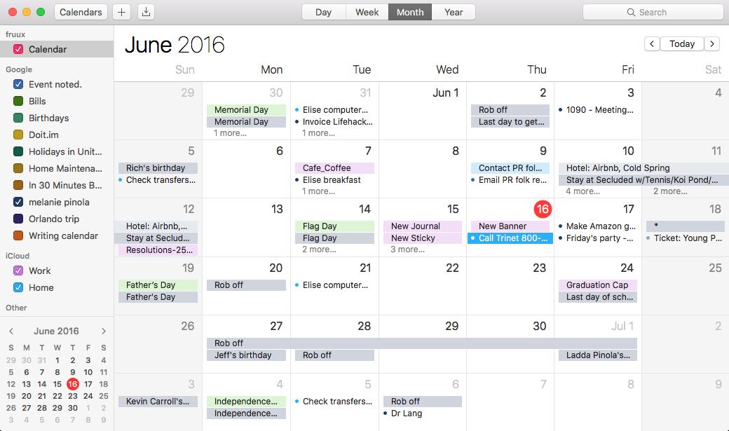 Beyond Google Calendar And Apple Calendar The 18 Best Apps To