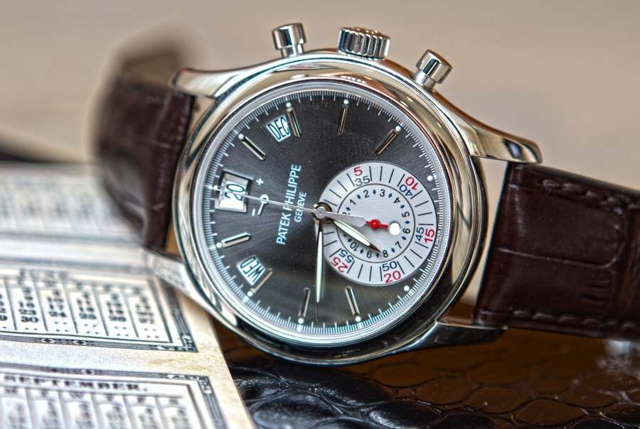 Buying Time Patek Philippe Annual Calendar Watches