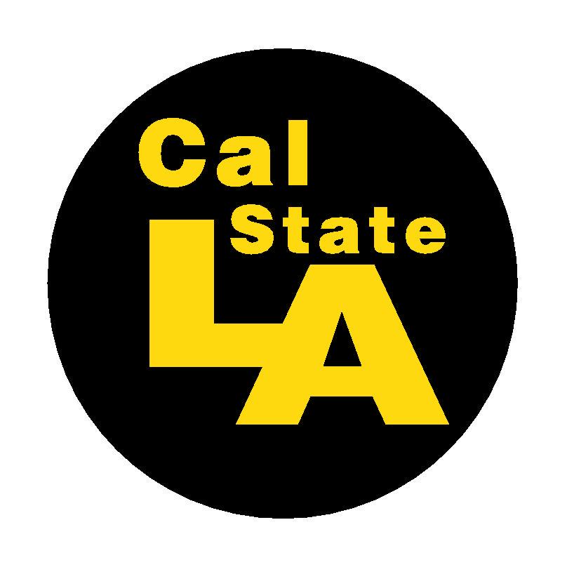 Cal State La 56 Logo