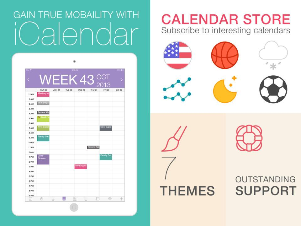 Calendar App That Syncs With Iphone