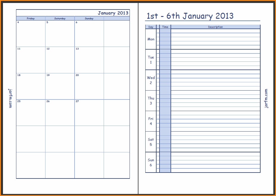 Calendar With Time Slots Specialtimeslots Png