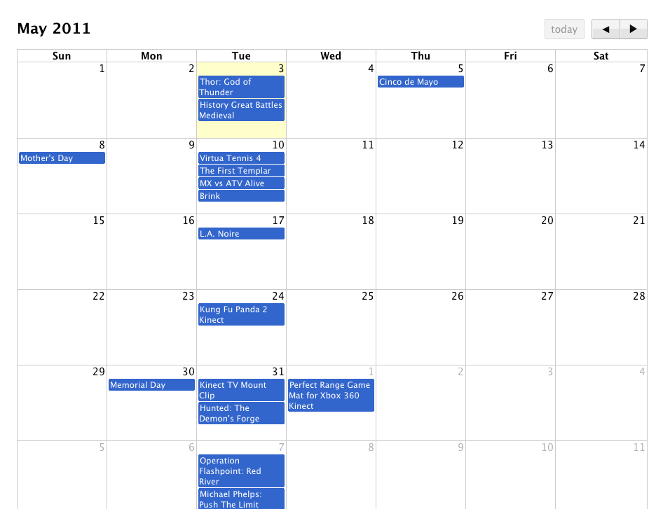 Create A Functional Web Calendar In 5 Minutes
