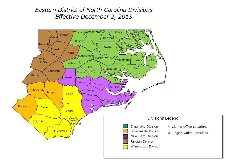 Divisional Maps
