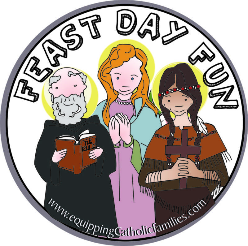 Equipping Catholic Families With Feast Day Fun  July Saints
