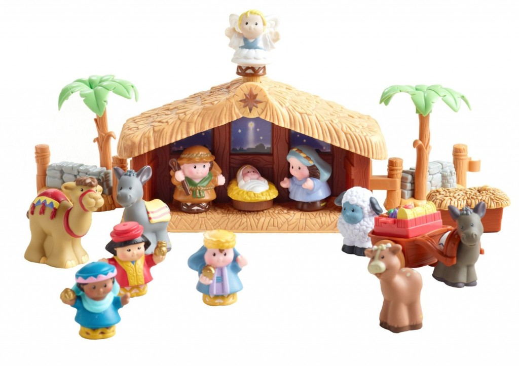 Fisher Price Little People Nativity Set Only $29 99!