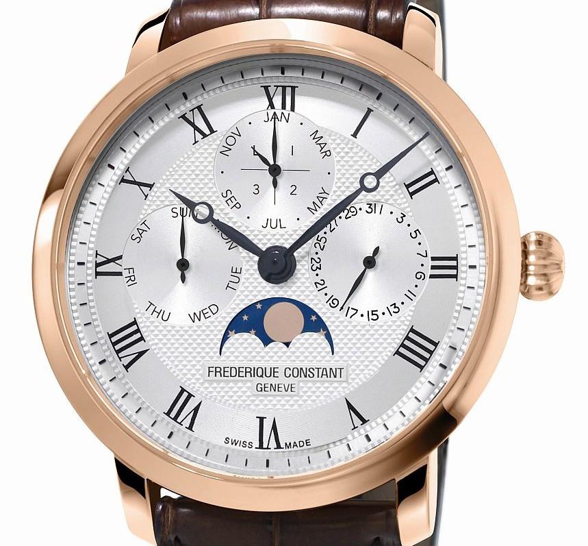 Frédérique Constant Slimline Perpetual Calendar Manufacture Watch