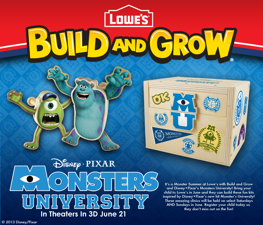 Free Events Upcoming Lowe's Build And Grow Clinics
