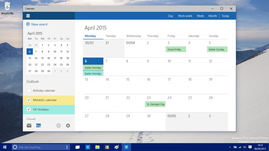 Good Best Calendar App For Windows