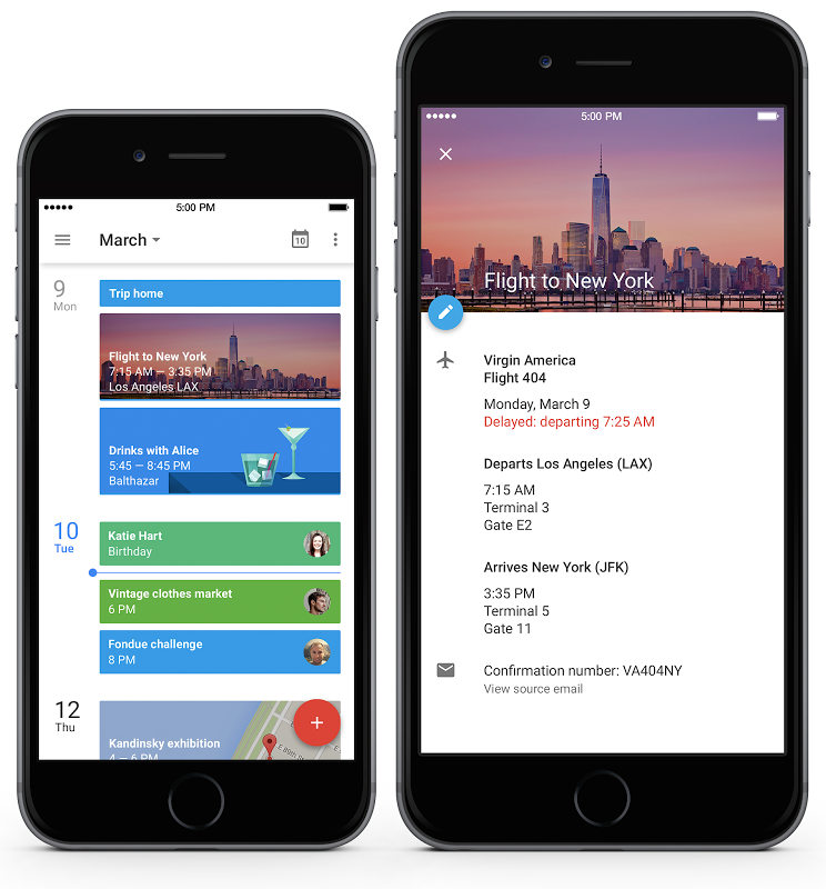 Google Calendar For Iphone  It's About Time  Download The App From