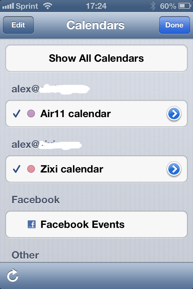 How To Change Outlook Office 365 Exchange Calendar Names On Iphone