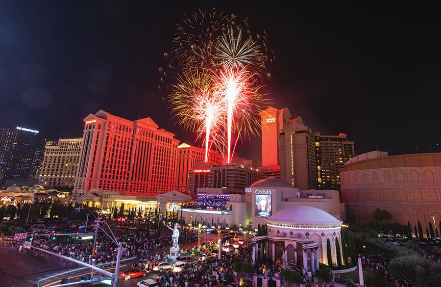 Las Vegas Event Calendar Summer 2016