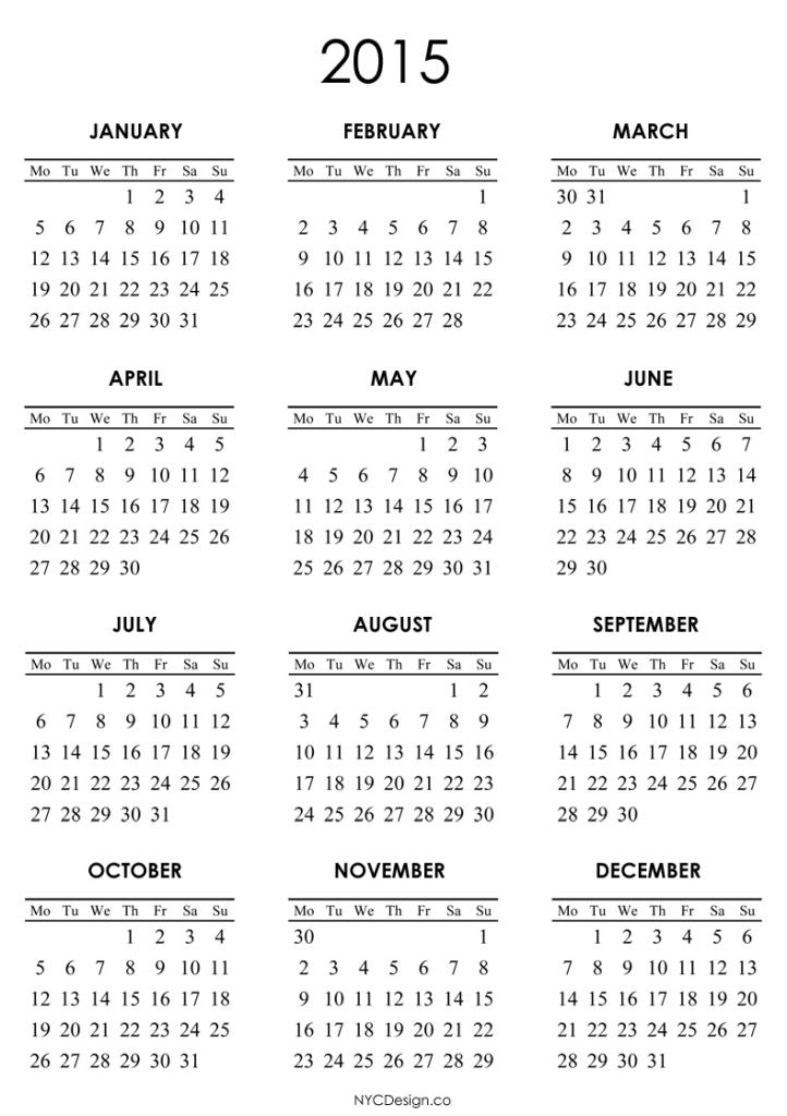 March And April Calendar 2015 61775