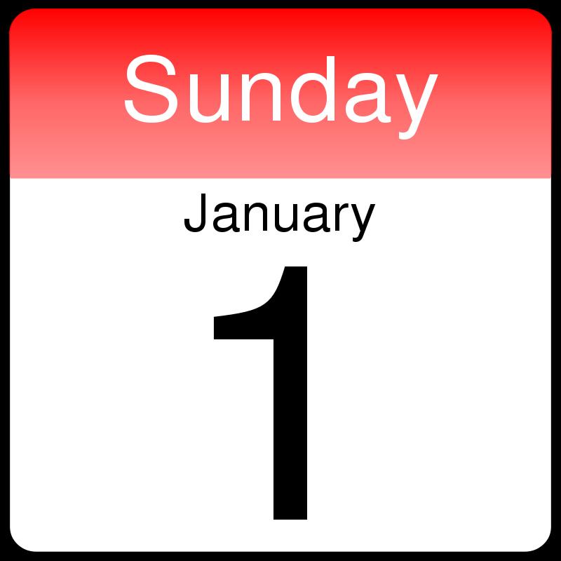Mark Your Calendar Clipart