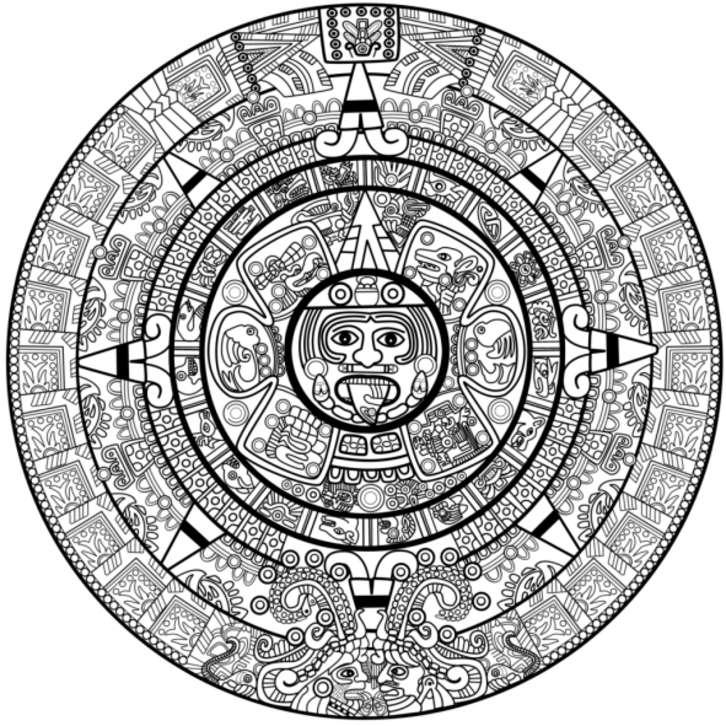 Mayan Calendar Information Gallery