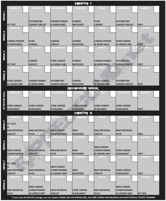 Metro Map Of  Insanity Calendar