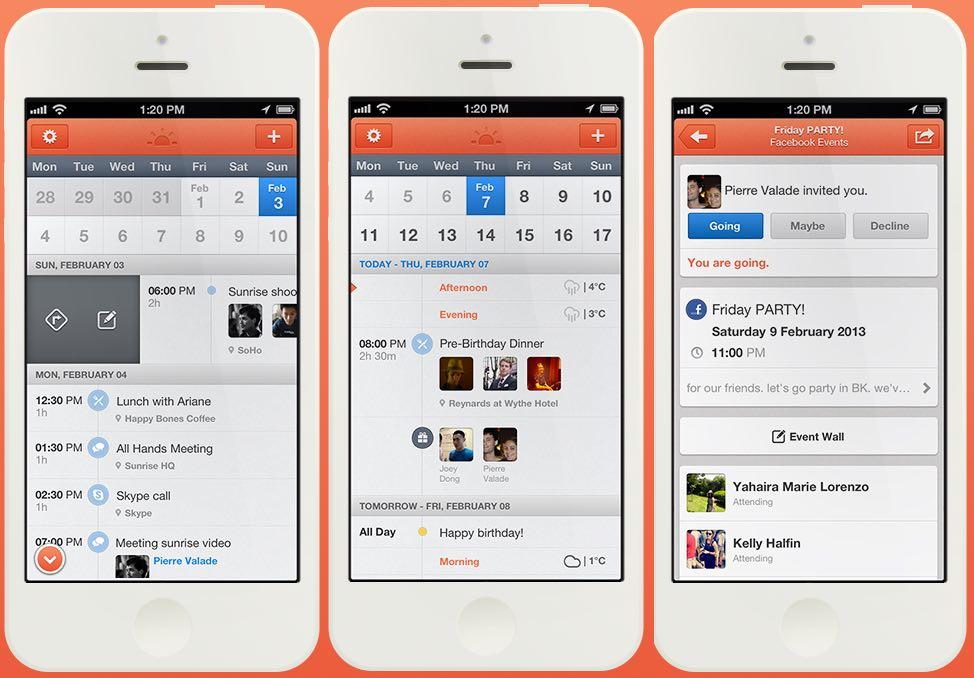 Microsoft To Kill Off Sunrise Calendar Ios App On August 31