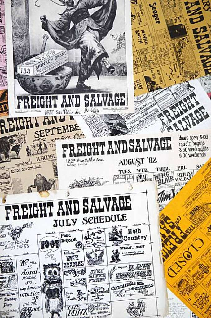 New Freight & Salvage Opens Its Doors