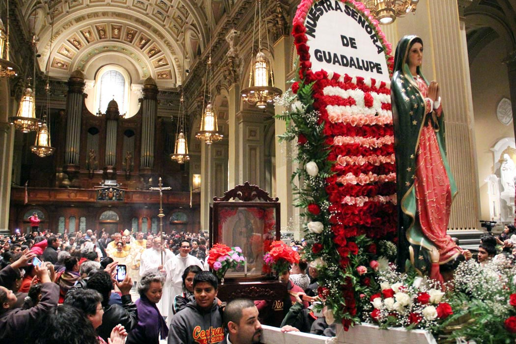 Our Lady Of Guadalupe Celebration – Catholic Philly