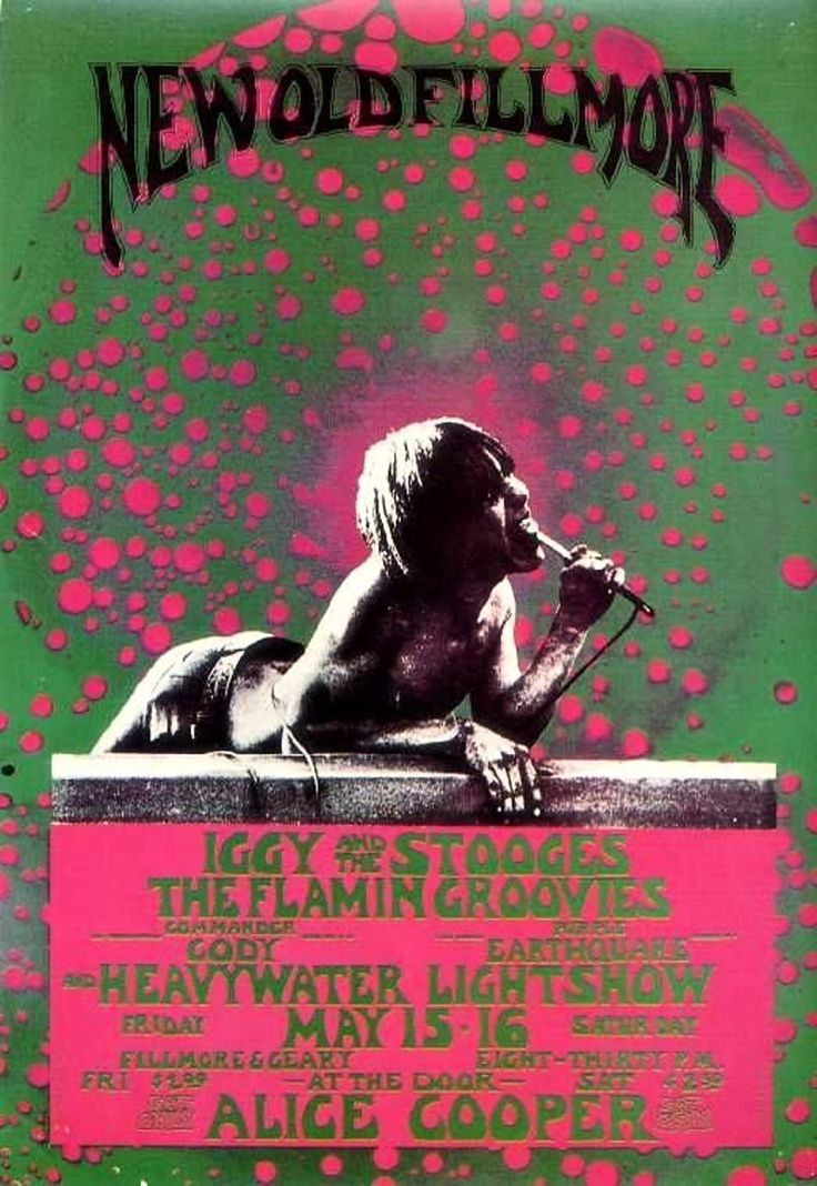 Posts, The Stooges And San Francisco On Pinterest