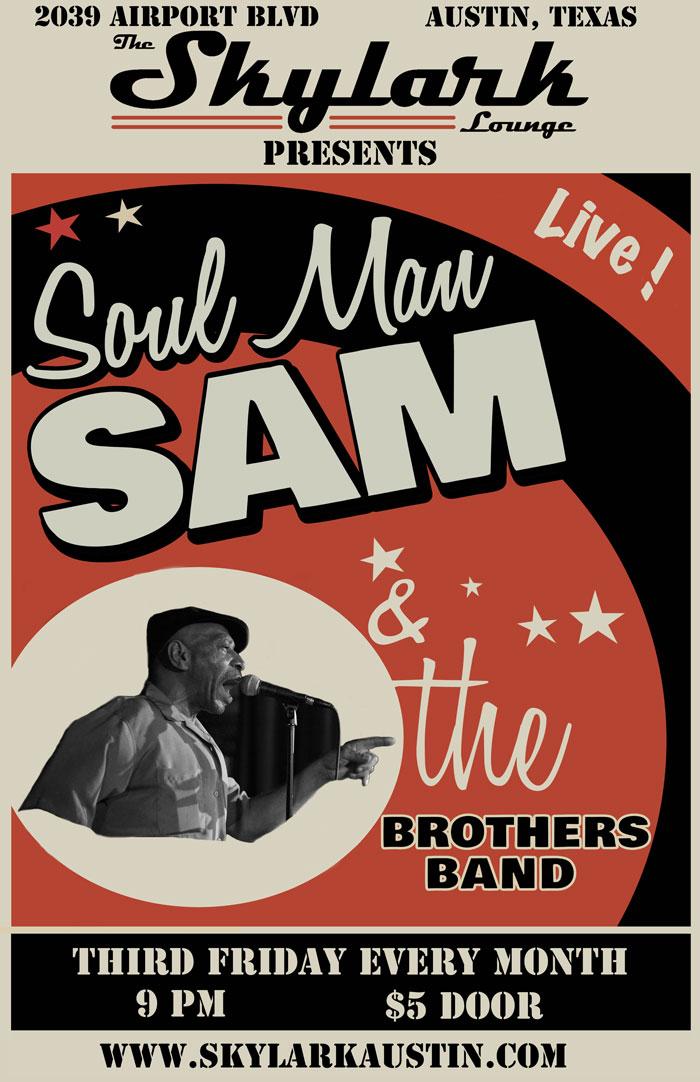 Soul Man Sam