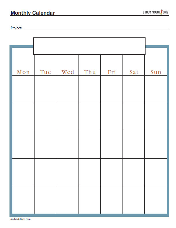 Study Solutions    Free Downloads    Monthly Calendar
