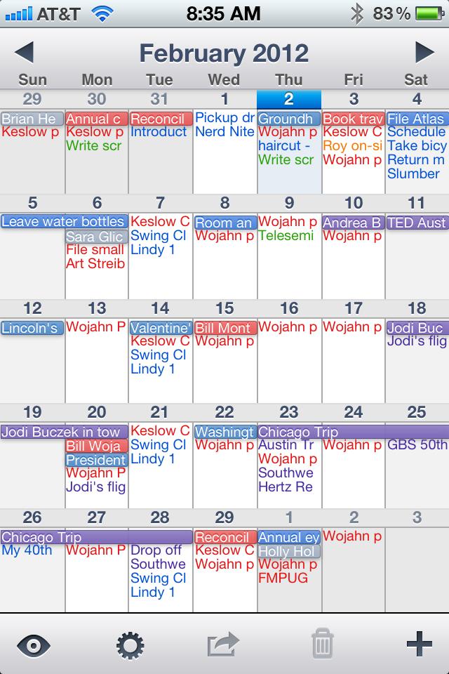 The Best Calendar App For Iphone