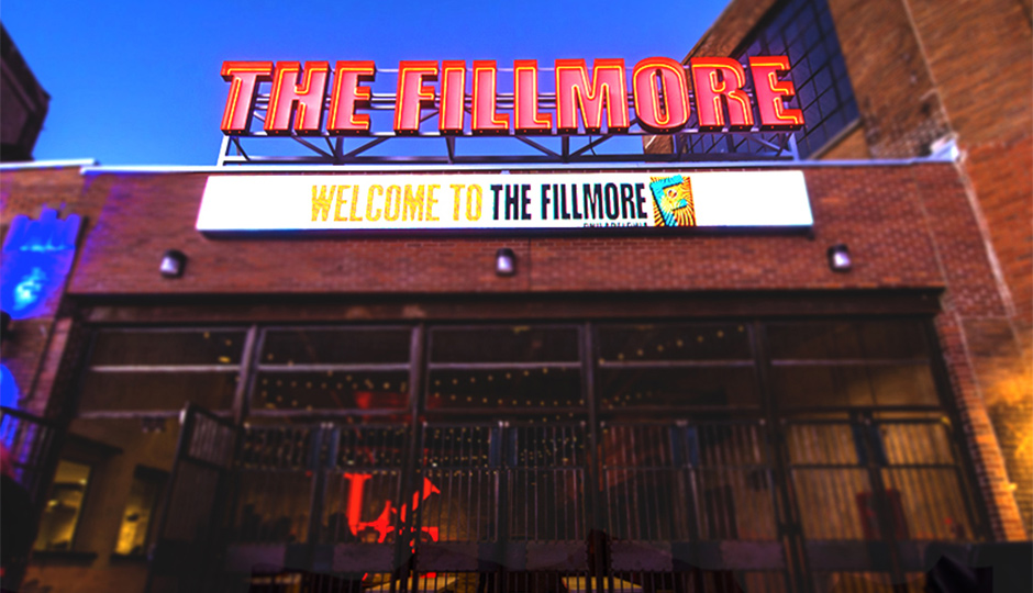 The Fillmore Archives