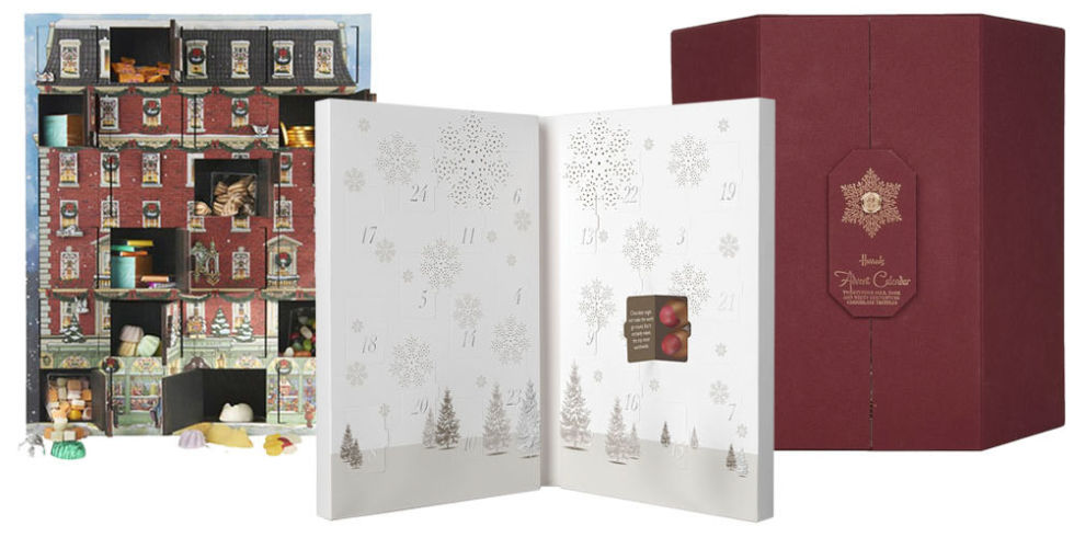 The Most Extravagant Chocolate Advent Calendars For 2016