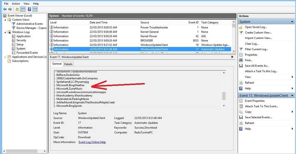 Windows Live Mail Update All Calendar Events