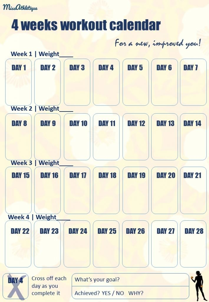 1000+ Ideas About Weight Loss Calendar On Pinterest