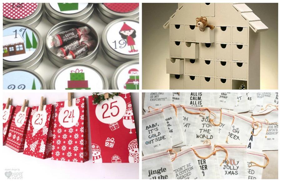 30 Filler Ideas For Advent Calendars Plus Advent Calendars You Can