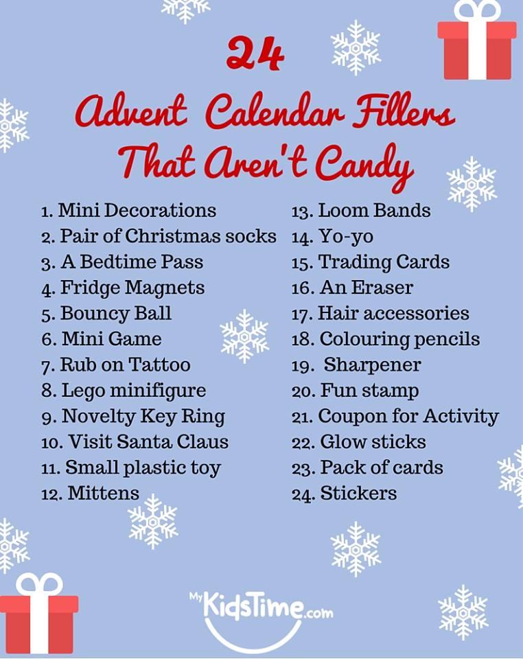 Advent Calendar Fillers, Advent Calendar And Advent On Pinterest
