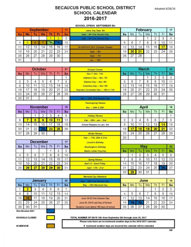 Nyc School Calendar 2019 2016 Department Of Education Calendar 2016   Best Education 2019
