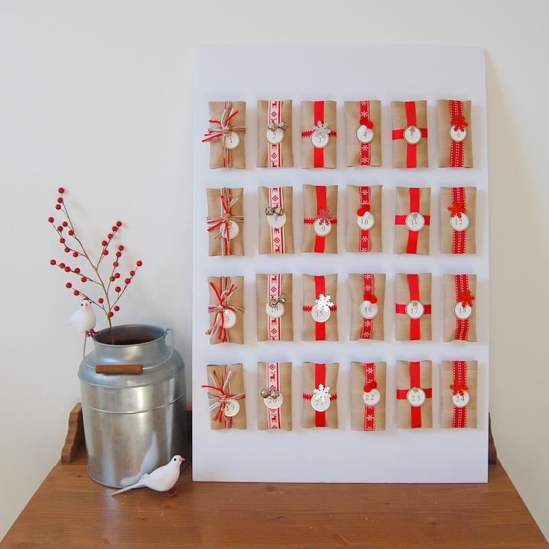 Diy Advent Calendar Fillers — Home Decor Ideas   Diy Advent