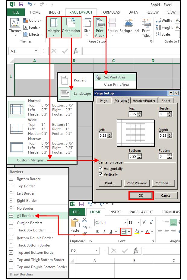 Excel's Best Tricks  How To Make A Calendar