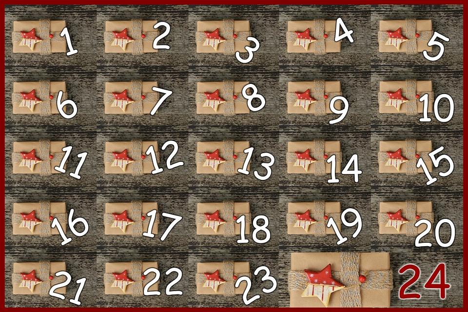 Free Illustration  Advent Calendar, Door, Advent, Pay