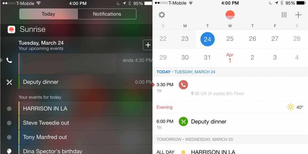Here's The Best Calendar App For The Iphone